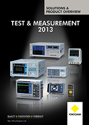 Cover_Bulletin_Test & Measure 2013