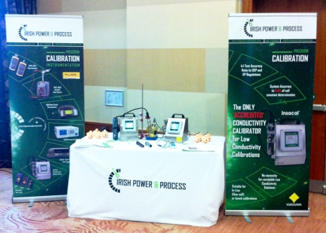 ISPE Stand Crowne Plaza Dublin V2