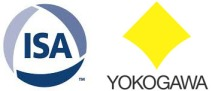 ISA logo + Yokogawa